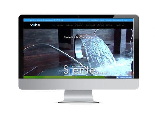 VAHOSPA. Web y Tienda online